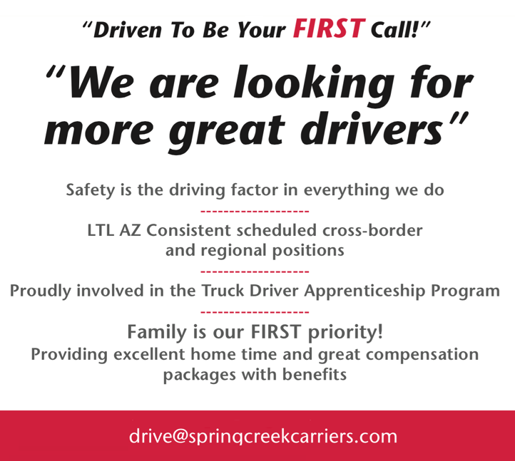 Driver Opportunities6